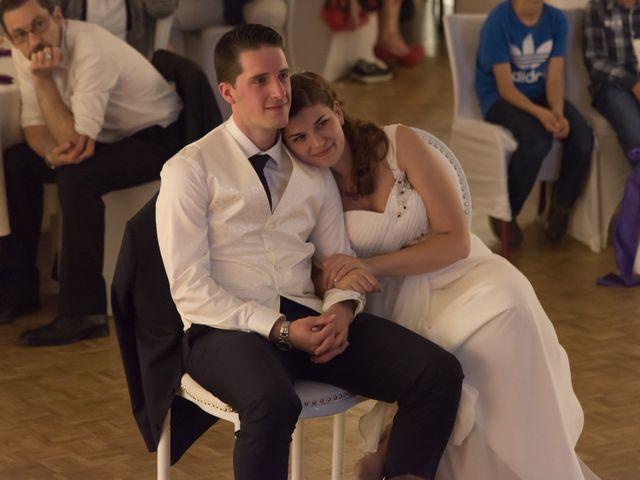 Le mariage de Paul et Audrey à Guerville, Yvelines 30