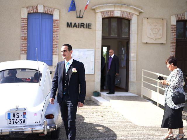 Le mariage de Damien et Chloé à Cahors, Lot 15