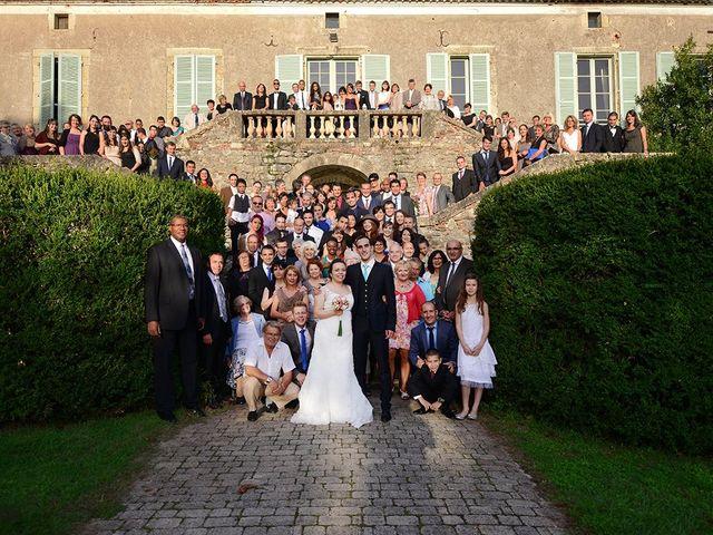 Le mariage de Damien et Chloé à Cahors, Lot 38