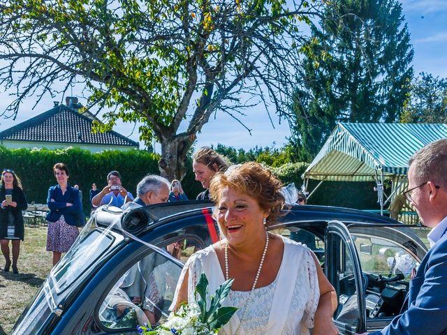 Le mariage de Gérald et Martine à Les Granges-le-Roi, Essonne 14