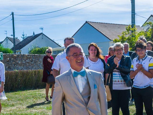 Le mariage de Gérald et Martine à Les Granges-le-Roi, Essonne 13