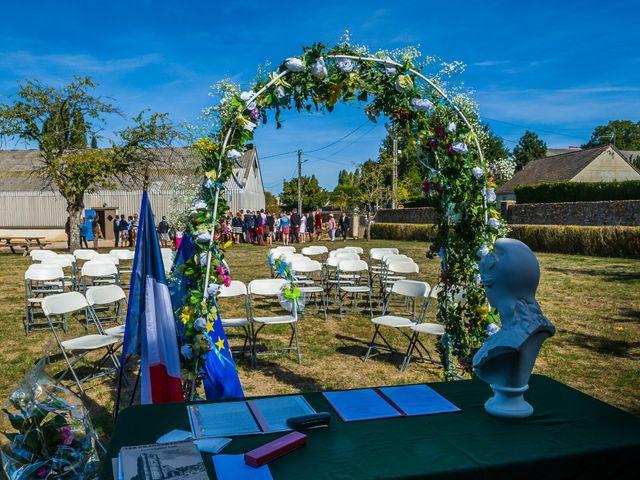 Le mariage de Gérald et Martine à Les Granges-le-Roi, Essonne 12