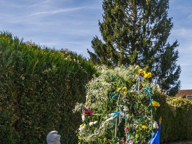 Le mariage de Gérald et Martine à Les Granges-le-Roi, Essonne 10