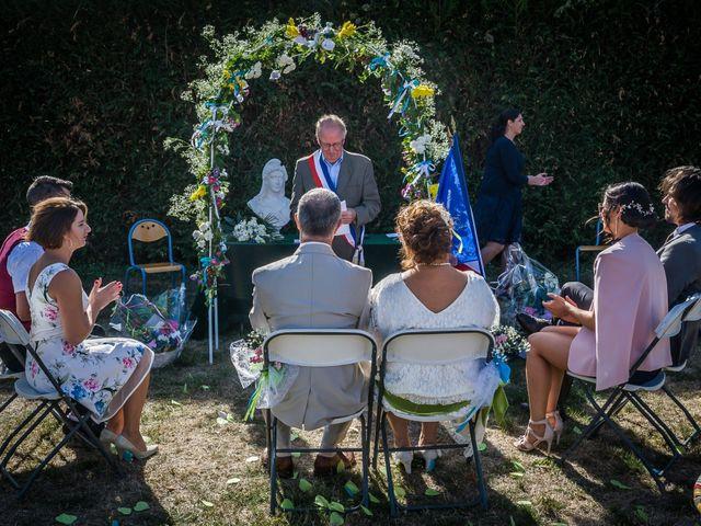 Le mariage de Gérald et Martine à Les Granges-le-Roi, Essonne 20