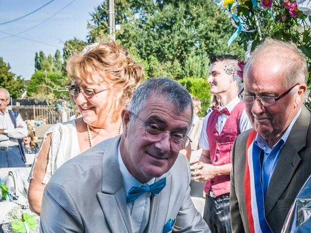 Le mariage de Gérald et Martine à Les Granges-le-Roi, Essonne 28