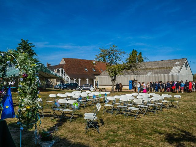 Le mariage de Gérald et Martine à Les Granges-le-Roi, Essonne 23