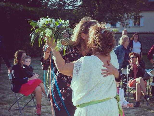 Le mariage de Gérald et Martine à Les Granges-le-Roi, Essonne 36