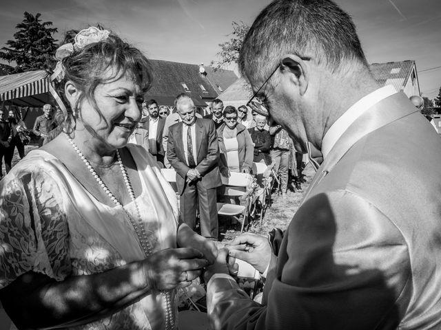 Le mariage de Martine et Gérald