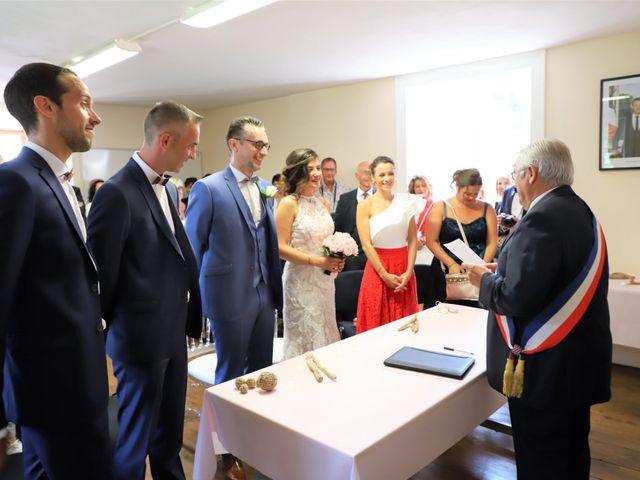 Le mariage de Franck et Carol à Montreuil-sous-Pérouse, Ille et Vilaine 15