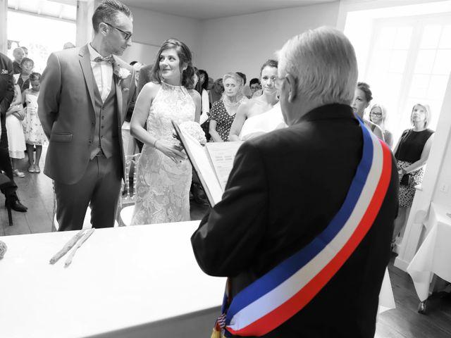 Le mariage de Franck et Carol à Montreuil-sous-Pérouse, Ille et Vilaine 17