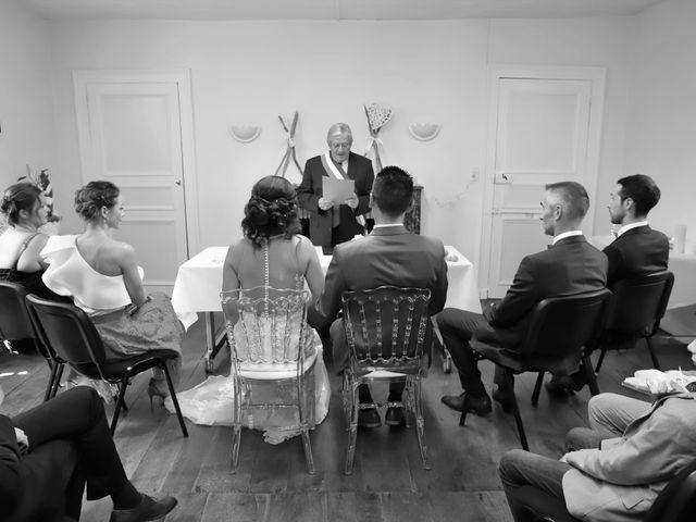 Le mariage de Franck et Carol à Montreuil-sous-Pérouse, Ille et Vilaine 19