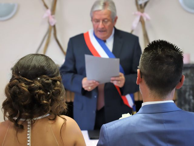 Le mariage de Franck et Carol à Montreuil-sous-Pérouse, Ille et Vilaine 20
