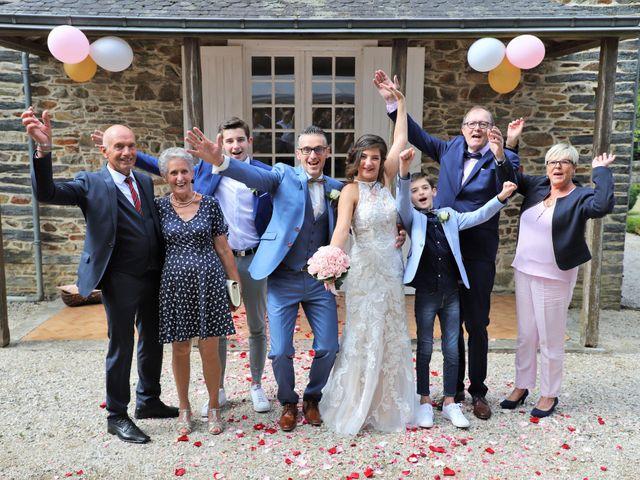 Le mariage de Franck et Carol à Montreuil-sous-Pérouse, Ille et Vilaine 23