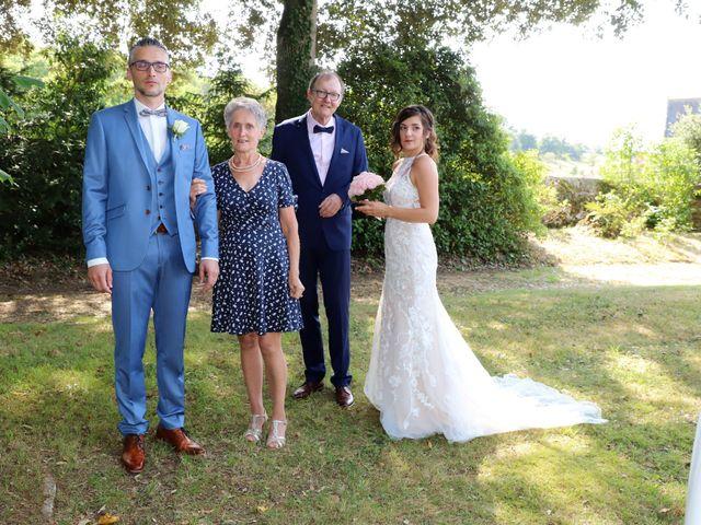 Le mariage de Franck et Carol à Montreuil-sous-Pérouse, Ille et Vilaine 25