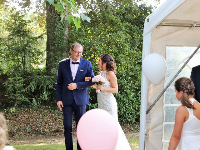 Le mariage de Franck et Carol à Montreuil-sous-Pérouse, Ille et Vilaine 26