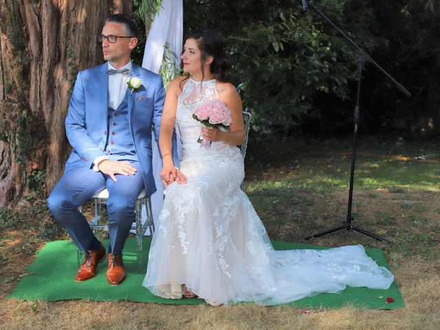 Le mariage de Franck et Carol à Montreuil-sous-Pérouse, Ille et Vilaine 27