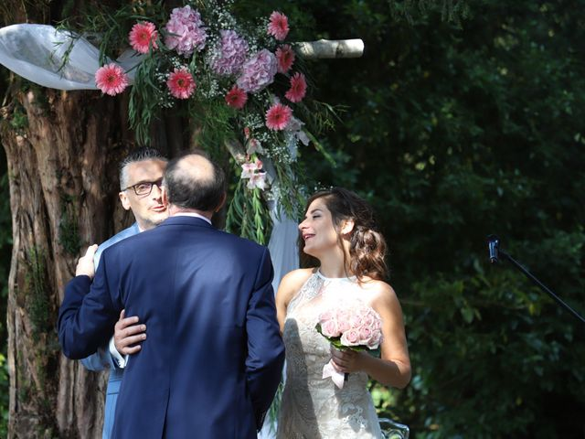 Le mariage de Franck et Carol à Montreuil-sous-Pérouse, Ille et Vilaine 30