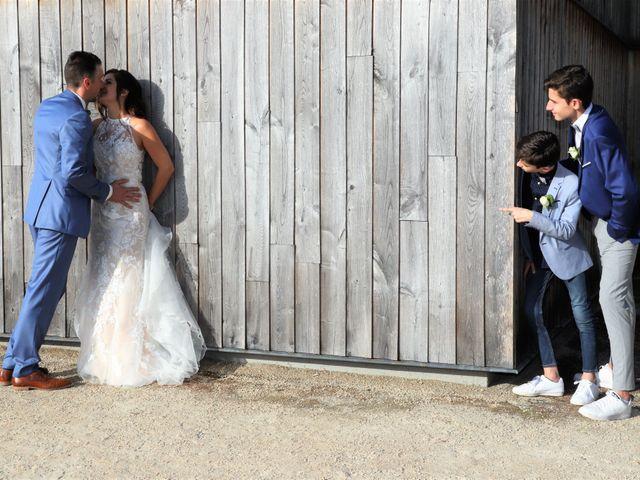Le mariage de Franck et Carol à Montreuil-sous-Pérouse, Ille et Vilaine 43