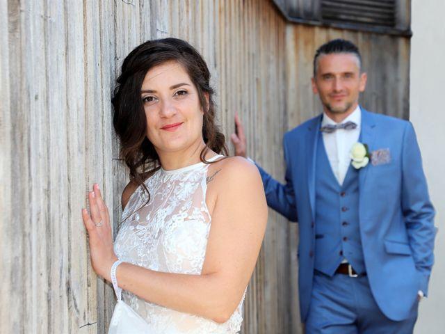 Le mariage de Franck et Carol à Montreuil-sous-Pérouse, Ille et Vilaine 44