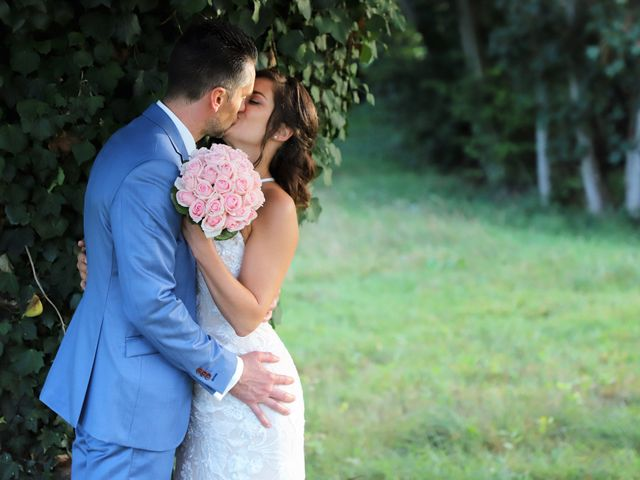 Le mariage de Franck et Carol à Montreuil-sous-Pérouse, Ille et Vilaine 50