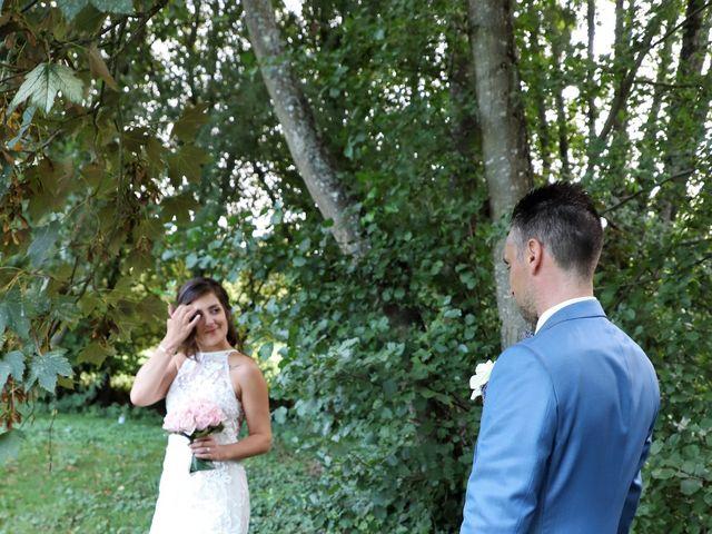 Le mariage de Franck et Carol à Montreuil-sous-Pérouse, Ille et Vilaine 53
