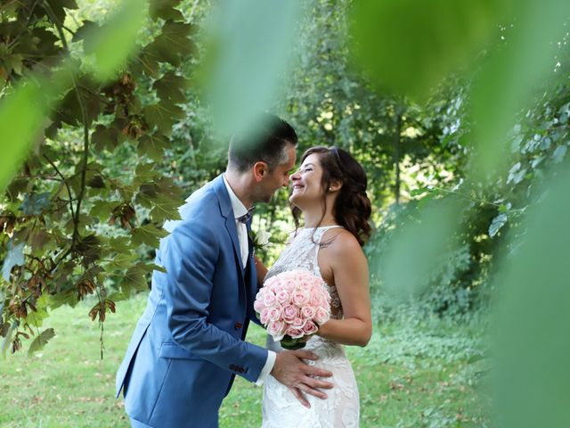 Le mariage de Franck et Carol à Montreuil-sous-Pérouse, Ille et Vilaine 54