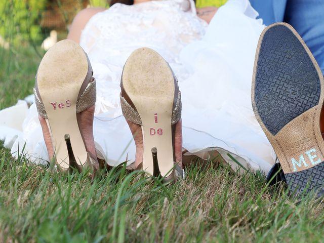 Le mariage de Franck et Carol à Montreuil-sous-Pérouse, Ille et Vilaine 60