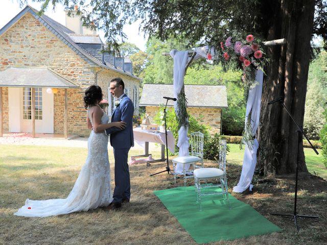 Le mariage de Franck et Carol à Montreuil-sous-Pérouse, Ille et Vilaine 83