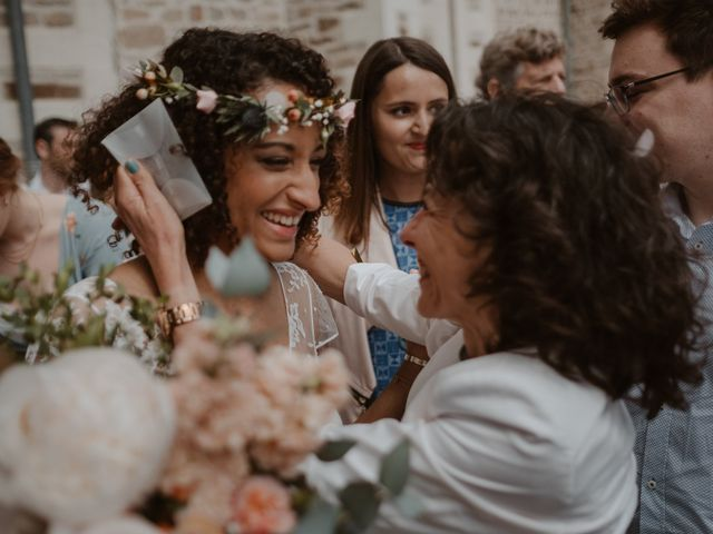 Le mariage de Charles et Vanessa à Nantes, Loire Atlantique 32