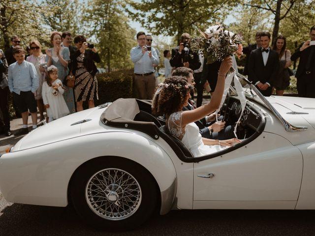 Le mariage de Charles et Vanessa à Nantes, Loire Atlantique 39