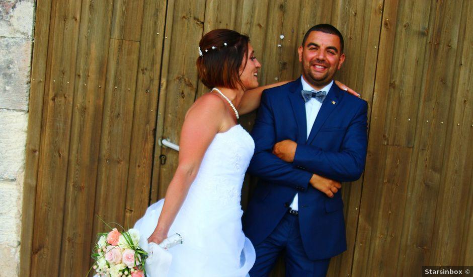 Le mariage de Thomas et Laura à Saint-Nazaire-sur-Charente, Charente Maritime