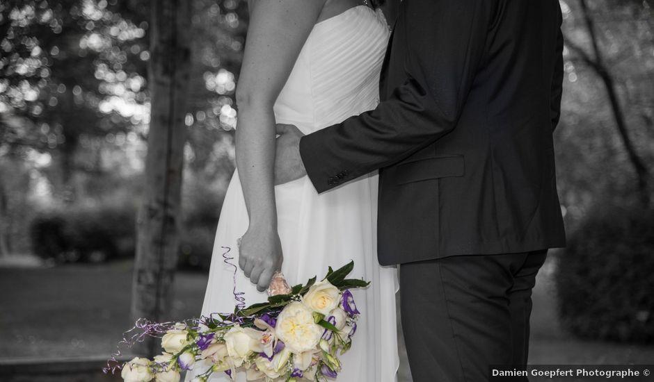 Le mariage de Paul et Audrey à Guerville, Yvelines