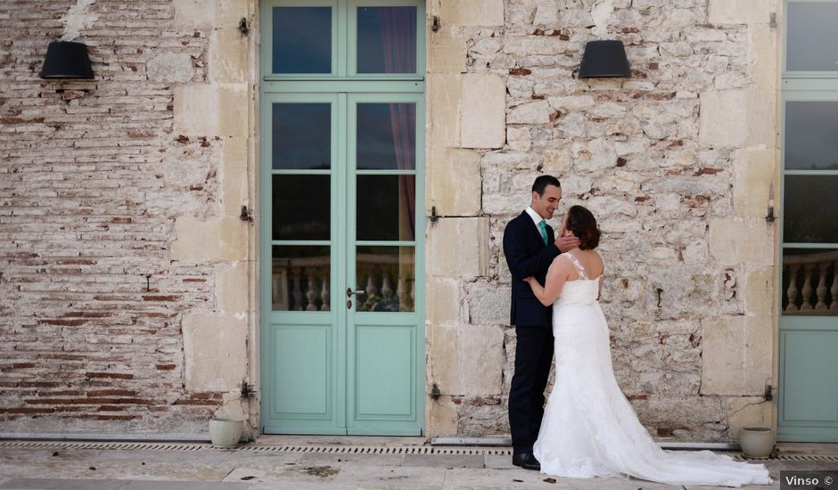 Le mariage de Damien et Chloé à Cahors, Lot