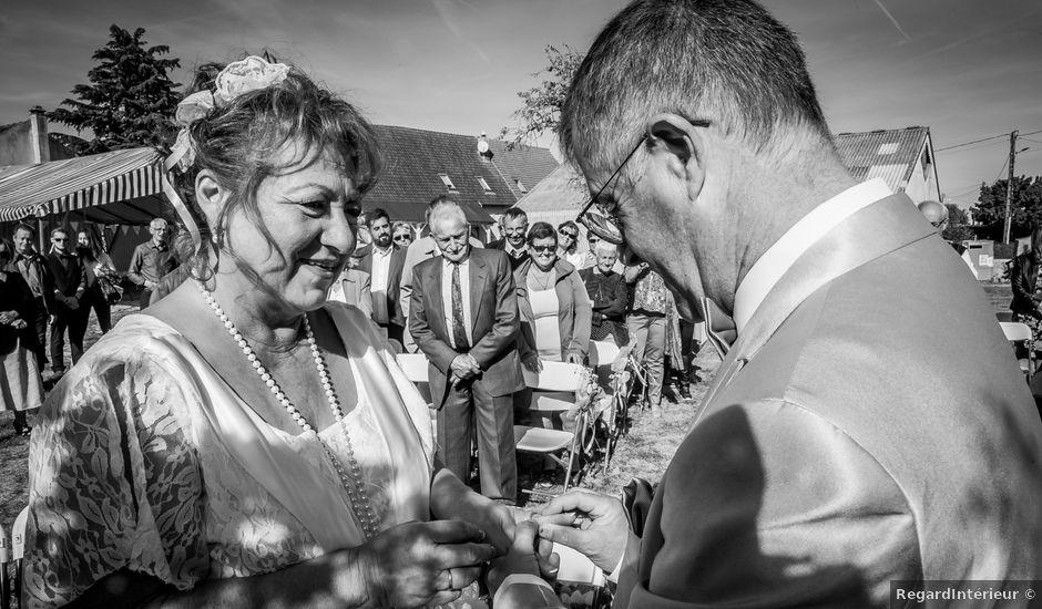 Le mariage de Gérald et Martine à Les Granges-le-Roi, Essonne