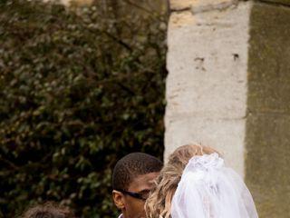 Le mariage de Cindy et Marc-Antoine 1