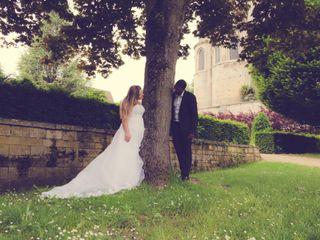 Le mariage de Cindy et Marc-Antoine