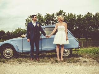 Le mariage de Amandine et Steven