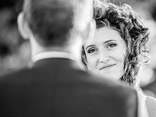 Le mariage de Oriane et David