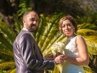 Le mariage de Aoitife et Julien