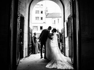 Le mariage de Anne Sophie  et Quentin