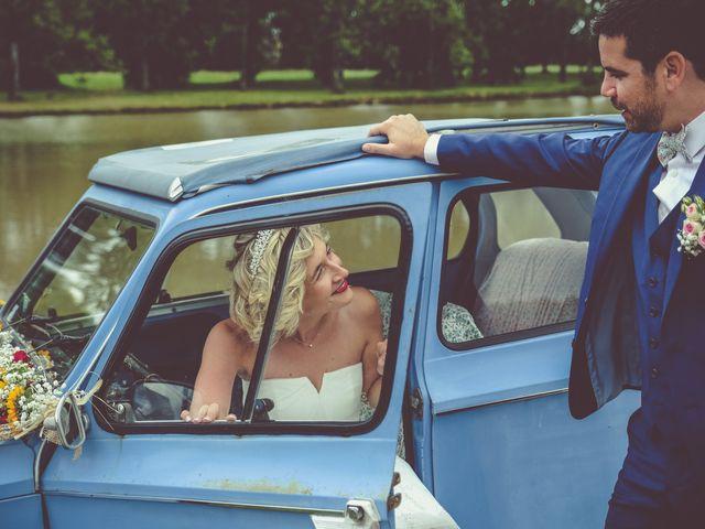 Le mariage de Steven et Amandine à Souvigny-en-Sologne, Loir-et-Cher 8