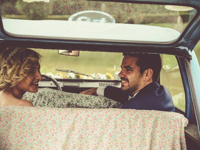 Le mariage de Steven et Amandine à Souvigny-en-Sologne, Loir-et-Cher 9