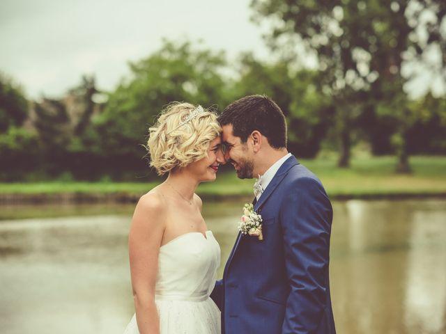 Le mariage de Steven et Amandine à Souvigny-en-Sologne, Loir-et-Cher 10