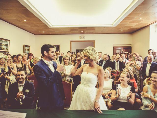 Le mariage de Steven et Amandine à Souvigny-en-Sologne, Loir-et-Cher 11