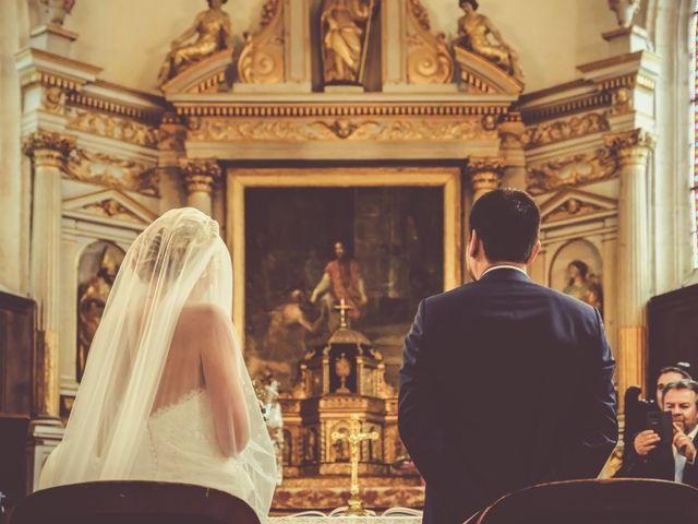 Le mariage de Steven et Amandine à Souvigny-en-Sologne, Loir-et-Cher 17
