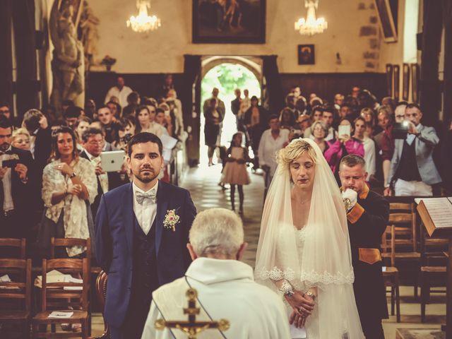 Le mariage de Steven et Amandine à Souvigny-en-Sologne, Loir-et-Cher 19