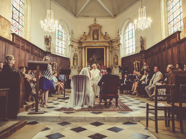 Le mariage de Steven et Amandine à Souvigny-en-Sologne, Loir-et-Cher 20