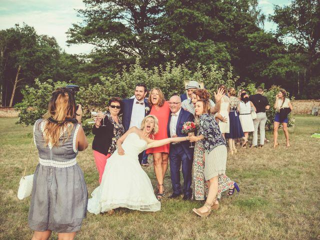Le mariage de Steven et Amandine à Souvigny-en-Sologne, Loir-et-Cher 36