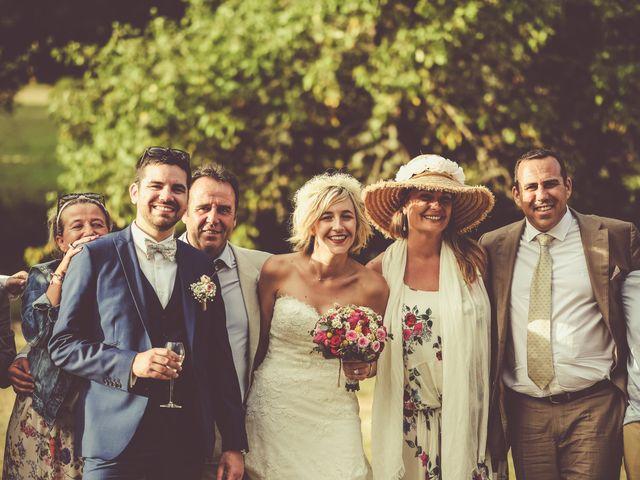 Le mariage de Steven et Amandine à Souvigny-en-Sologne, Loir-et-Cher 41