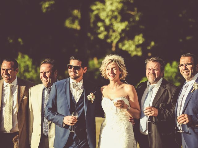 Le mariage de Steven et Amandine à Souvigny-en-Sologne, Loir-et-Cher 43